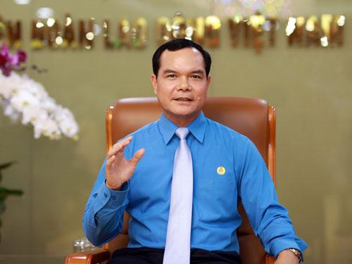 Công đoàn Việt Nam luôn kề vai sát cánh người lao động - Ảnh 1.