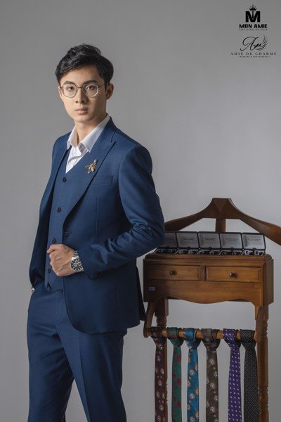 Suit công sở Mon Amie - lựa chọn hàng đầu của các khách hàng tại TP HCM - Ảnh 1.
