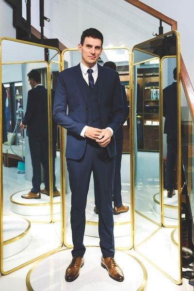 Suit công sở Mon Amie - lựa chọn hàng đầu của các khách hàng tại TP HCM - Ảnh 2.