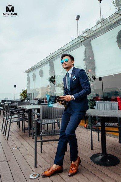 Suit công sở Mon Amie - lựa chọn hàng đầu của các khách hàng tại TP HCM - Ảnh 4.