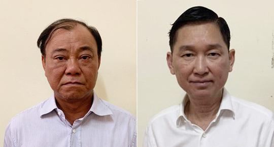 Truy tố ông Trần Vĩnh Tuyến và Lê Tấn Hùng trong vụ SAGRI - Ảnh 1.