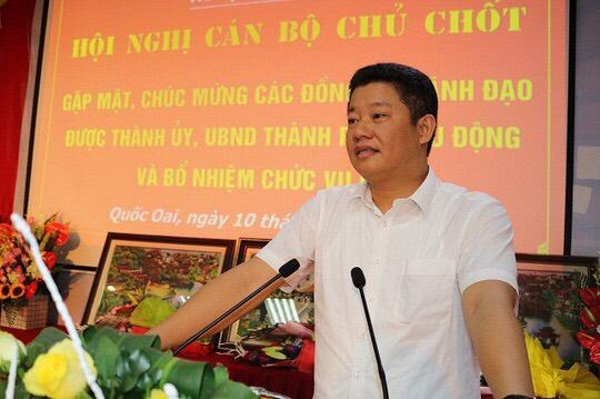 Vụ Nhật Cường: Đề nghị xử lý Phó Chủ tịch UBND TP Hà Nội Nguyễn Mạnh Quyền - Ảnh 2.