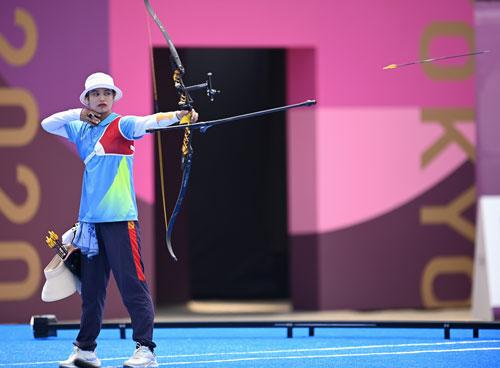 Điểm sáng của Việt Nam tại Olympic Tokyo - Ảnh 1.