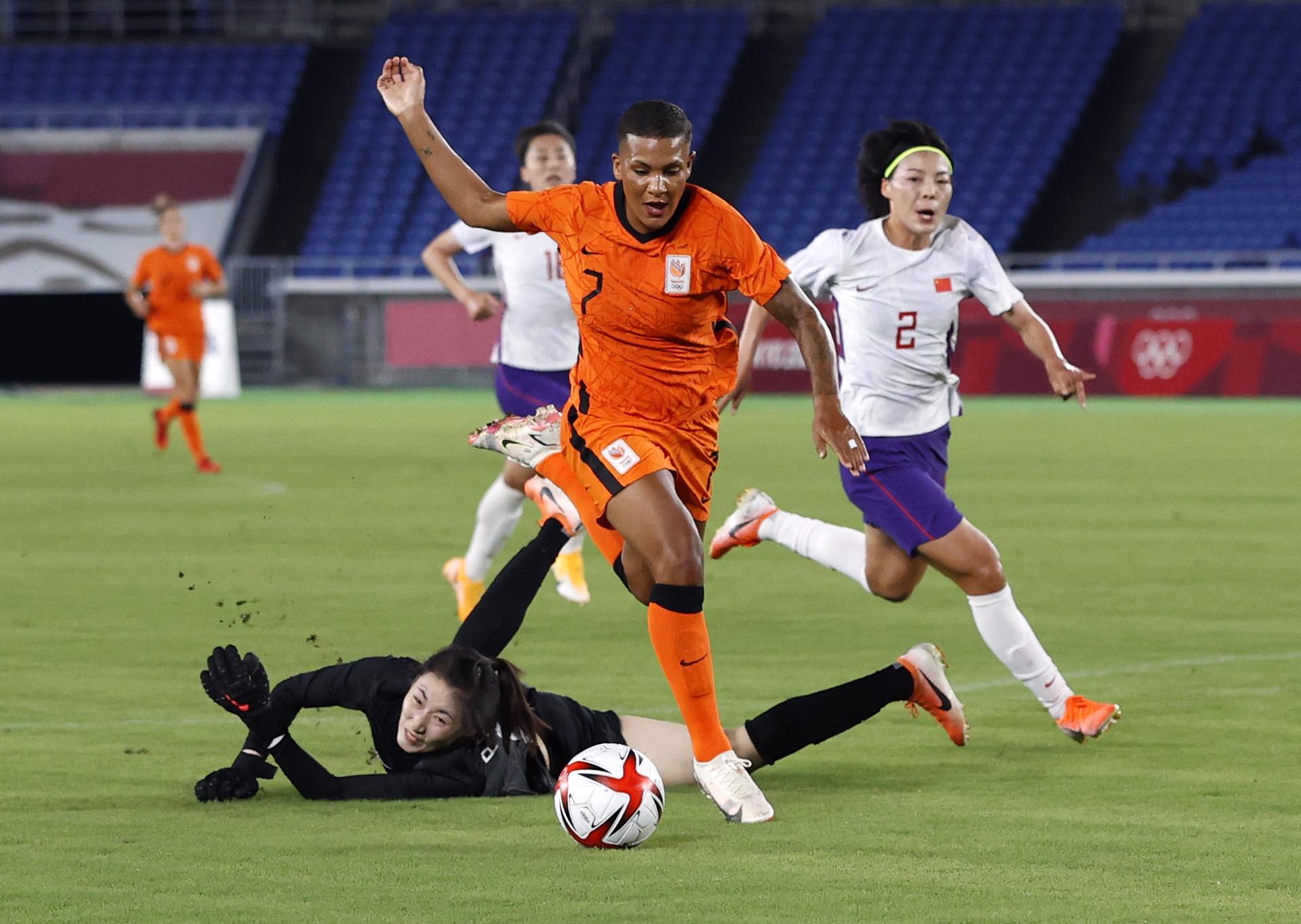 Olympic Tokyo 2020: Tuyển nữ Hà Lan muốn phá dớp toàn thua trước Mỹ - Ảnh 3.