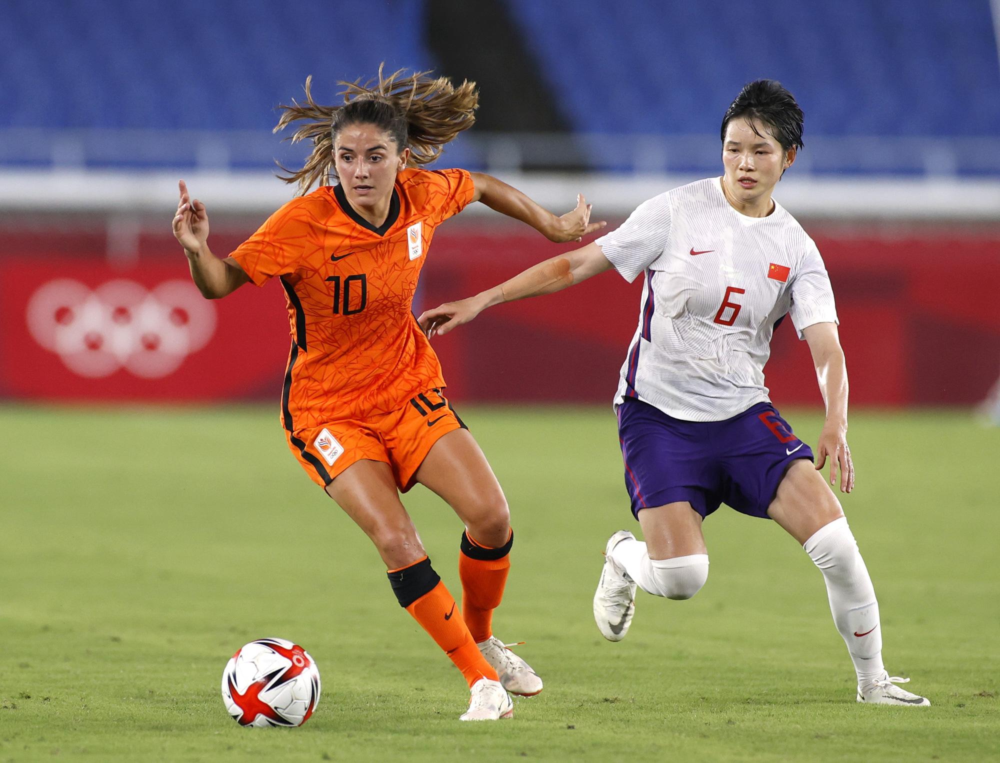 Olympic Tokyo 2020: Tuyển nữ Hà Lan muốn phá dớp toàn thua trước Mỹ - Ảnh 1.