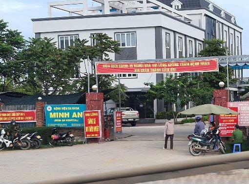 7 người dương tính SARS-CoV-2 liên quan ổ dịch bệnh viện Minh An - Ảnh 1.