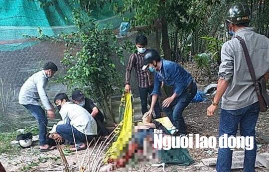 Vụ hỗn chiến kinh hoàng ở Long An: Xác định được danh tính 2 nạn nhân - Ảnh 4.