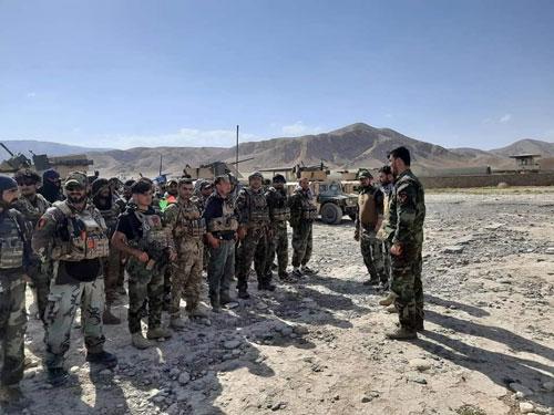 Afghanistan điều quân phản công Taliban - Ảnh 1.