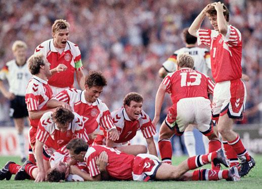 Ký ức lịch sử của Euro 1992 - Ảnh 1.