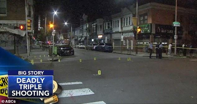Mỹ: Bạo lực súng đạn thảm khốc quanh dịp quốc khánh - Ảnh 4.