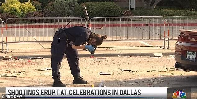 Mỹ: Bạo lực súng đạn thảm khốc quanh dịp quốc khánh - Ảnh 5.