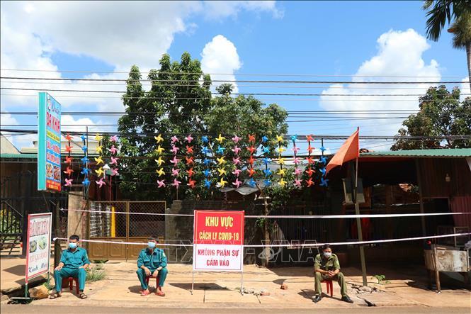 Xét nghiệm âm tính ở Đồng Nai, về đến Đắk Lắk lại dương tính với SARS-CoV-2 - Ảnh 1.