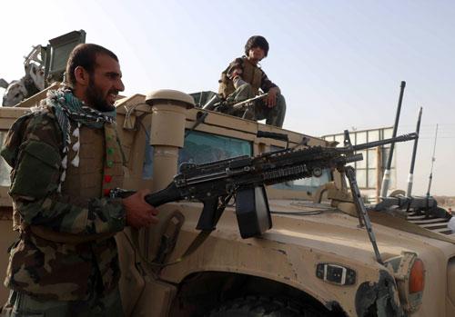 Khoảng trống ở Afghanistan - Ảnh 1.
