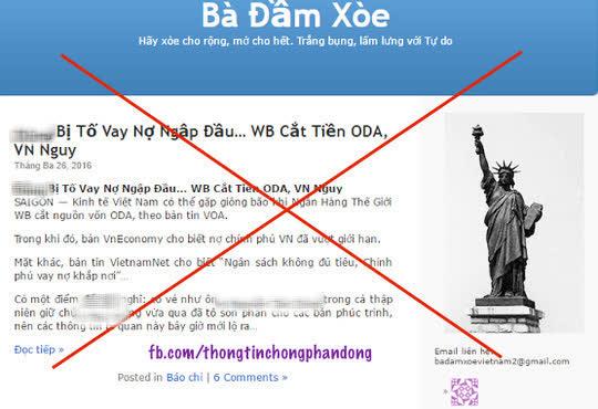 Blogger Bà Đầm Xòe bị phạt 5 năm 6 tháng tù về hành vi tuyên truyền chống Nhà nước - Ảnh 1.