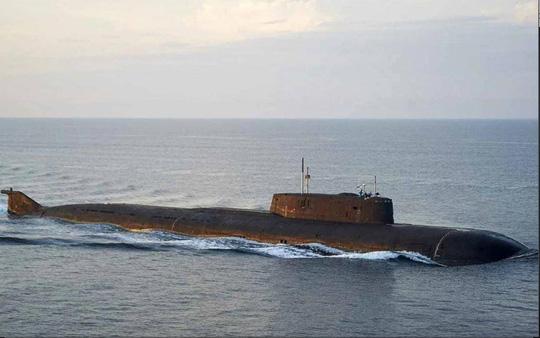 Nga phô trương hỏa lực tàu ngầm hạt nhân lớp sau cuộc đụng độ trên Biển Đen - Ảnh 1.