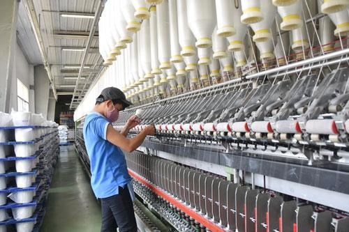 Kinh tế TP HCM giữ được tín hiệu lạc quan - Ảnh 1.