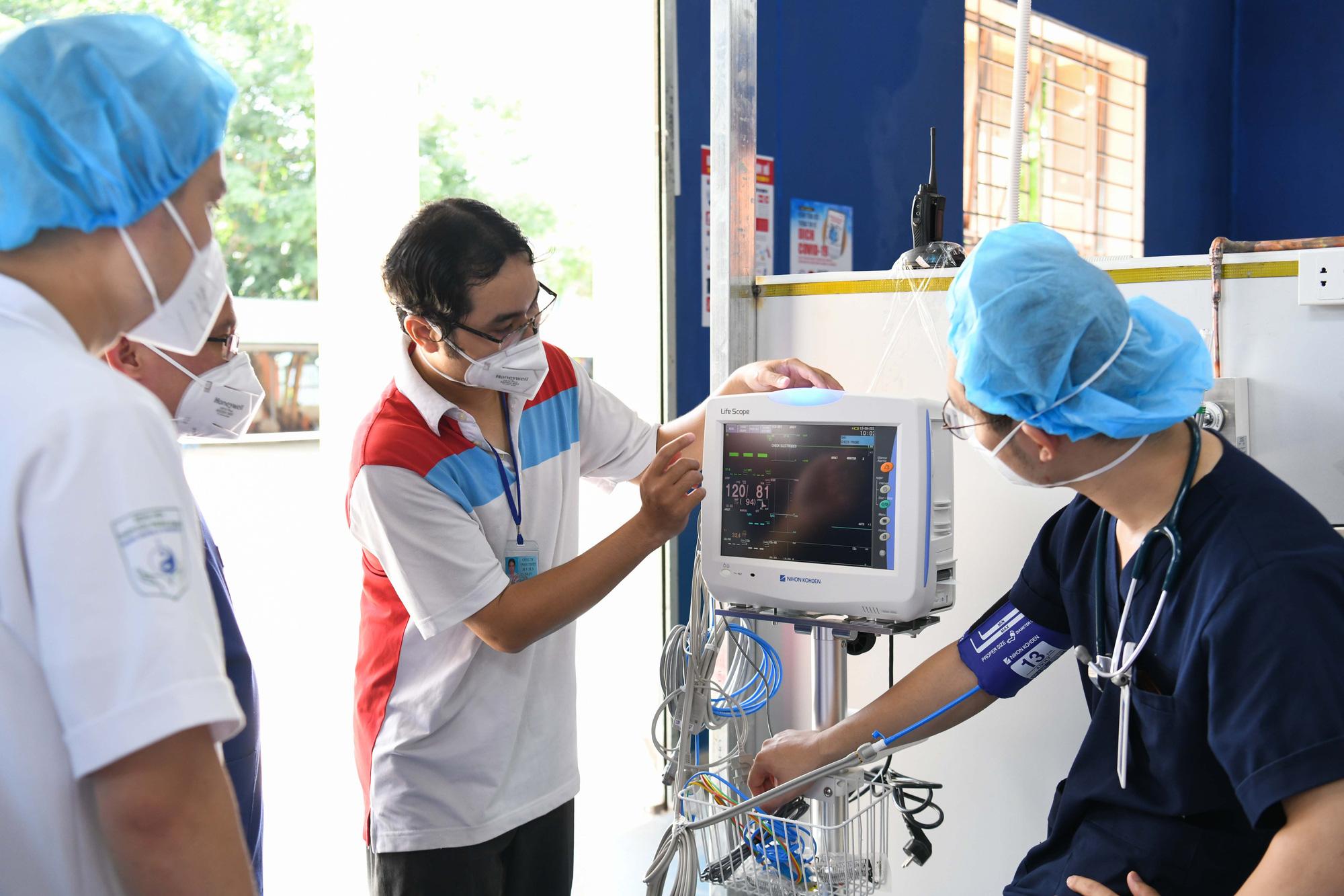 TP HCM lập Tổ chuyên gia tư vấn điều trị để giảm tử vong đối với F0 - Ảnh 1.