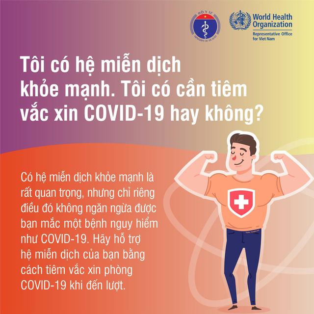 Những sự thật về vắc-xin Covid-19 - Ảnh 5.