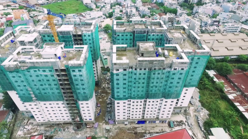 Nhiều giải pháp gỡ khó cho thị trường bất động sản - Ảnh 1.