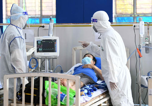 Tri ân đội ngũ ngành y ở tuyến đầu - Ảnh 1.
