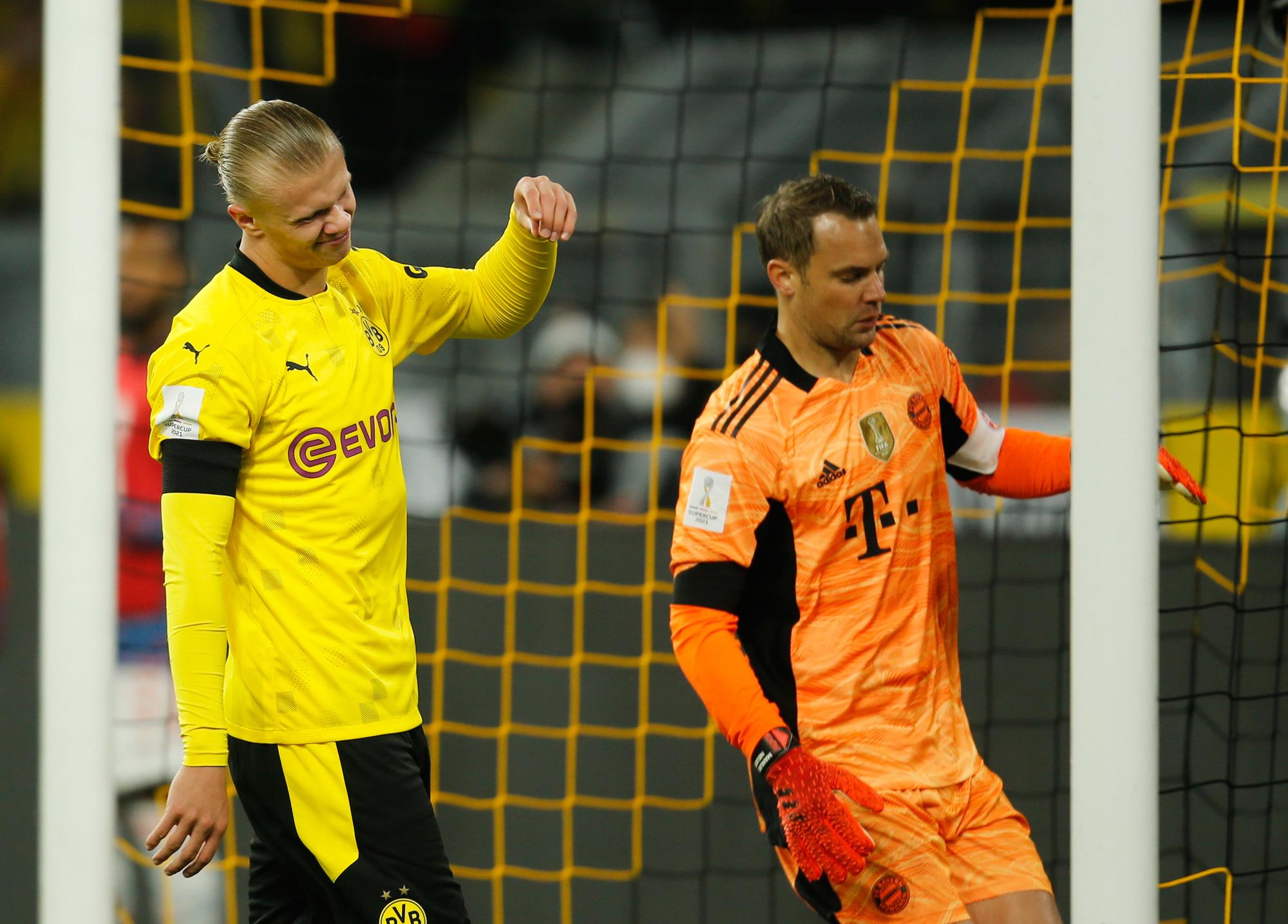 Dortmund vất vả vá lỗ hổng phòng ngự - Ảnh 1.