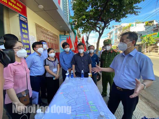 Đà Nẵng: Phát hiện 48 ca Covid-19 ở đường Trần Cao Vân, toàn thành phố có 202 ca mới - Ảnh 4.