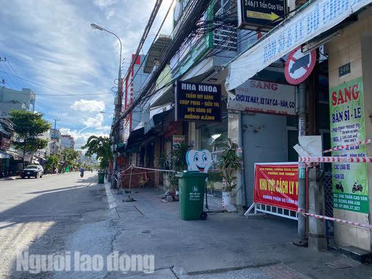 Đà Nẵng: Phát hiện 48 ca Covid-19 ở đường Trần Cao Vân, toàn thành phố có 202 ca mới - Ảnh 5.