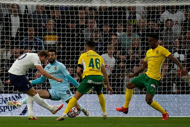 Harry Kane tỏa sáng, Tottenham hạ đẹp Pacos ở Europa Conference League - Ảnh 1.