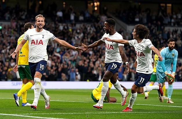 Harry Kane tỏa sáng, Tottenham hạ đẹp Pacos ở Europa Conference League - Ảnh 3.