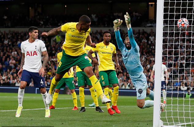 Harry Kane tỏa sáng, Tottenham hạ đẹp Pacos ở Europa Conference League - Ảnh 4.