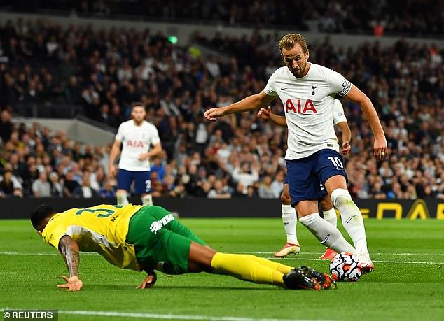 Harry Kane tỏa sáng, Tottenham hạ đẹp Pacos ở Europa Conference League - Ảnh 2.
