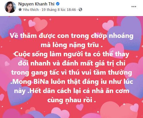 4 giờ sáng, Khánh Thi livestream khóc lóc khiến nhiều người hoang mang - Ảnh 6.