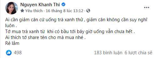 4 giờ sáng, Khánh Thi livestream khóc lóc khiến nhiều người hoang mang - Ảnh 2.