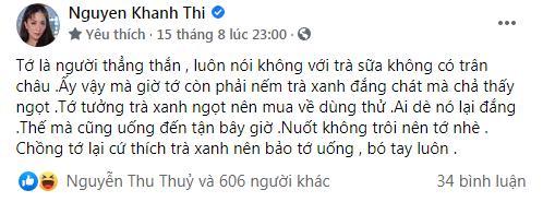 4 giờ sáng, Khánh Thi livestream khóc lóc khiến nhiều người hoang mang - Ảnh 3.