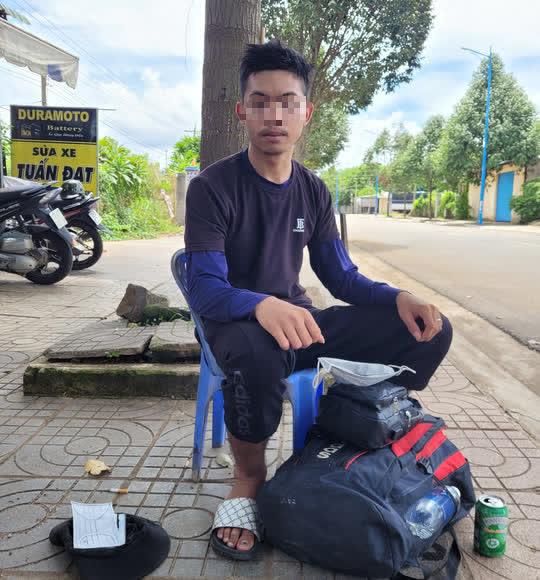 Không còn tiền ở trọ, thiếu niên 15 tuổi đạp xe từ Bà Rịa – Vũng Tàu để về Đắk Lắk - Ảnh 1.