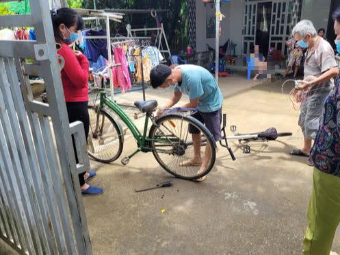 Không còn tiền ở trọ, thiếu niên 15 tuổi đạp xe từ Bà Rịa – Vũng Tàu để về Đắk Lắk - Ảnh 2.