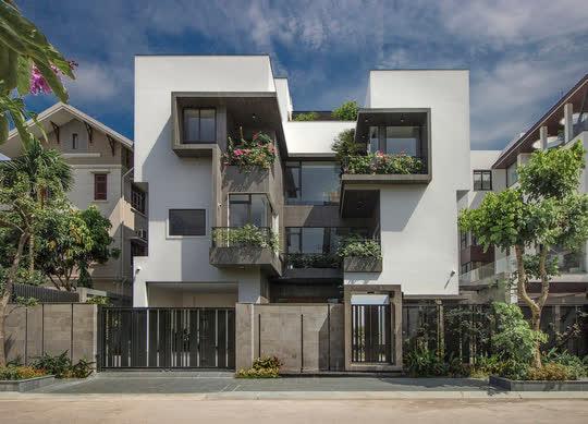 Gia đình Hải Phòng chi triệu USD để xây căn nhà xanh - Ảnh 1.