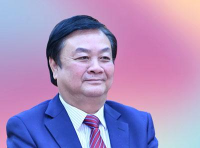 Bộ trưởng Lê Minh Hoan: Đừng chờ giá lúa hạ mới mua tạm trữ! - Ảnh 1.