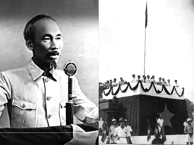 76 NĂM QUỐC KHÁNH NƯỚC CỘNG HÒA XHCN VIỆT NAM (2.9.1945 - 2.9.2021): Vì độc lập, tự do - Ảnh 1.