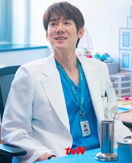 Yoo Yeon Seok - nghệ sĩ đa tài của showbiz Hàn - Ảnh 1.