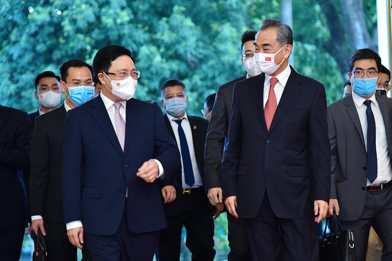 Ông Vương Nghị: Trung Quốc sẽ viện trợ thêm 3 triệu liều vắc-xin cho Việt Nam - Ảnh 1.