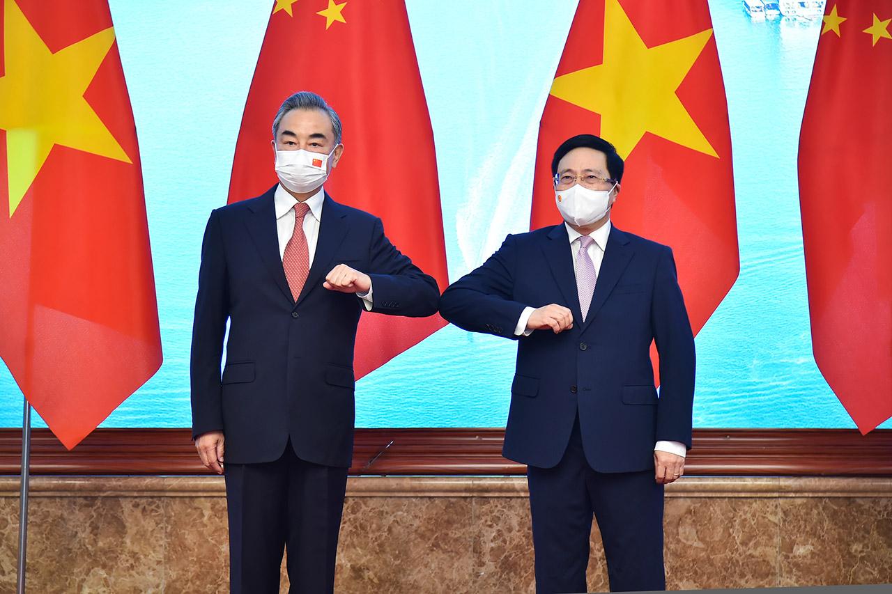 Ông Vương Nghị: Trung Quốc sẽ viện trợ thêm 3 triệu liều vắc-xin cho Việt Nam - Ảnh 7.