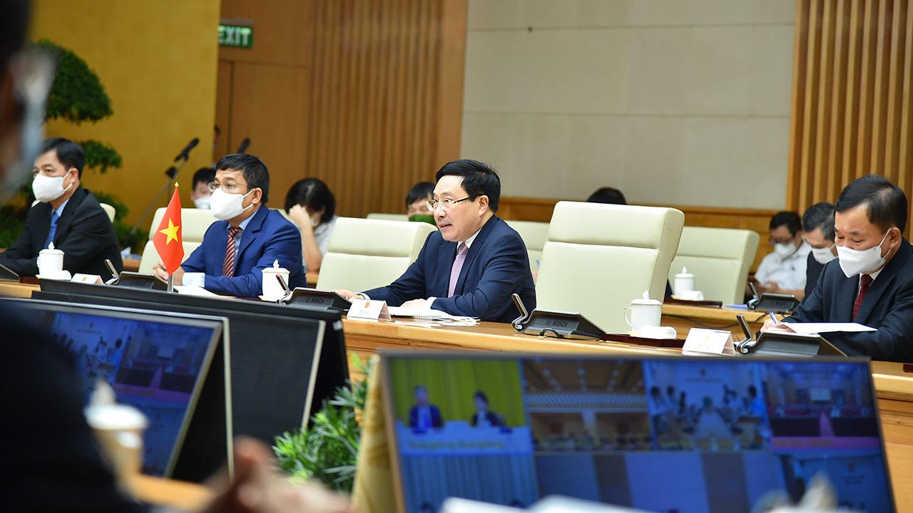 Ông Vương Nghị: Trung Quốc sẽ viện trợ thêm 3 triệu liều vắc-xin cho Việt Nam - Ảnh 3.