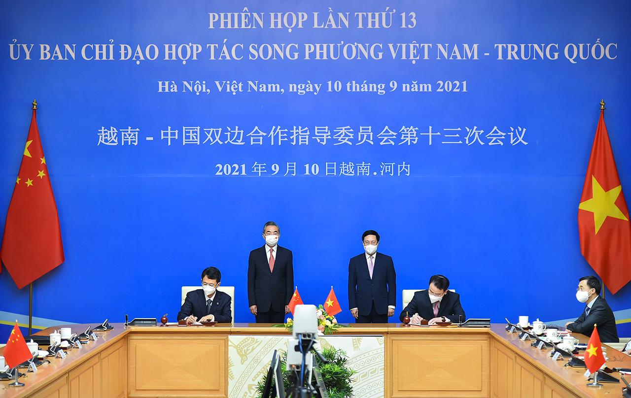 Ông Vương Nghị: Trung Quốc sẽ viện trợ thêm 3 triệu liều vắc-xin cho Việt Nam - Ảnh 5.