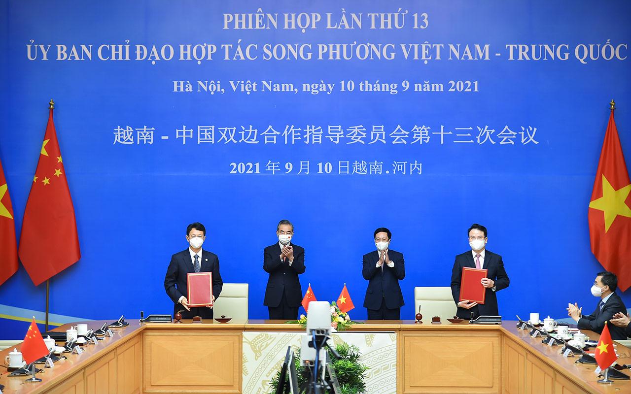 Ông Vương Nghị: Trung Quốc sẽ viện trợ thêm 3 triệu liều vắc-xin cho Việt Nam - Ảnh 8.