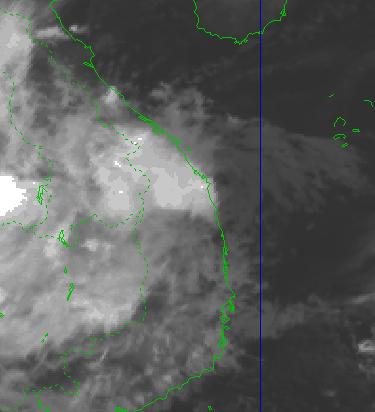 Bão số 5 suy yếu thành áp thấp nhiệt đới đổ bộ vào Đà Nẵng-Bình Định - Ảnh 2.