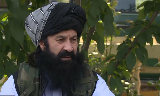Phó thủ tướng của Taliban bỏ chạy sau cuộc ẩu đả trong dinh tổng thống? - Ảnh 2.