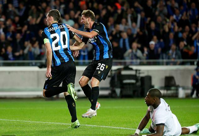 Messi và tam tấu PSG nhạt nhòa, Club Brugge chia điểm đại gia - Ảnh 4.