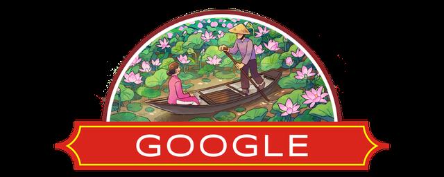 Google đổi giao diện bằng ảnh cờ đỏ sao vàng mừng Quốc khánh Việt Nam - Ảnh 2.