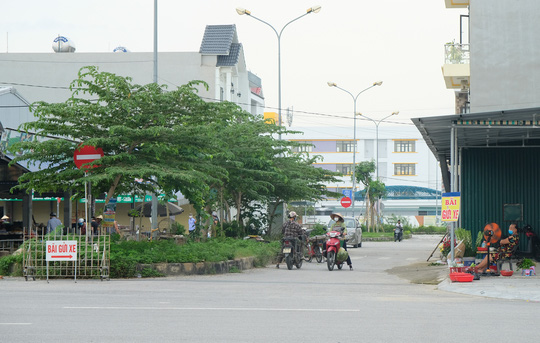 Hà Nội thực hiện nghiêm giãn cách xã hội trong ngày Quốc khánh 2-9 - Ảnh 30.